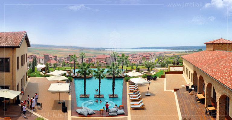 IMT-506 Paradise Golf Villas