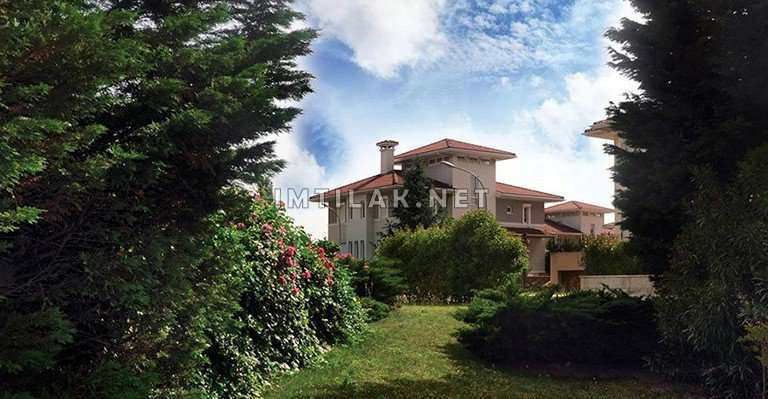 Istanbul Villas For Sale - Marmara Palace Project