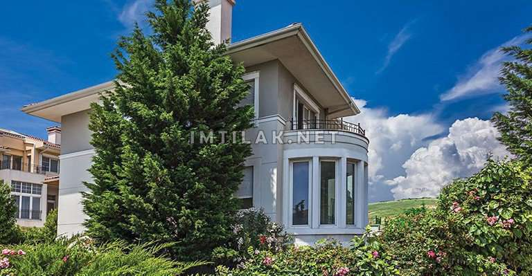 Istanbul Villas For Sale - Marmara Palace Project IMT - 511