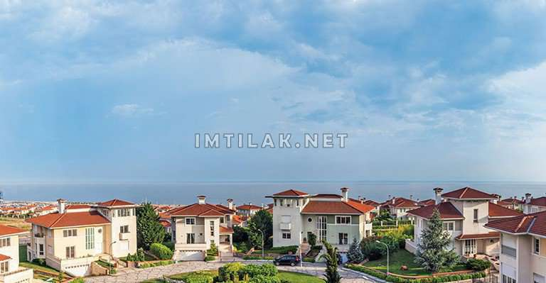 فلل اسطنبول بيليك دوزو - مجمع فلل مرمرة بالاس IMT - 511