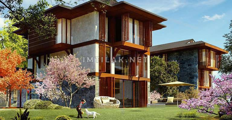 Luxury Apartments For Sale In Istanbul Asian Side -IMT-408 Anatolia Tepe