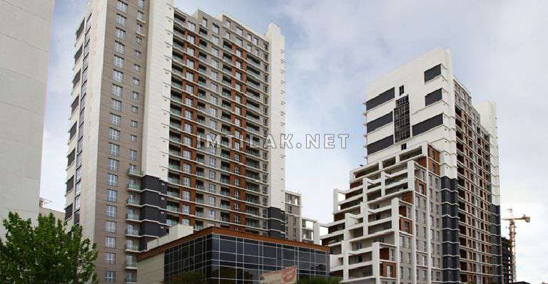 Houses & Flats For Sale In Istanbul Deluxe Project IMT - 202