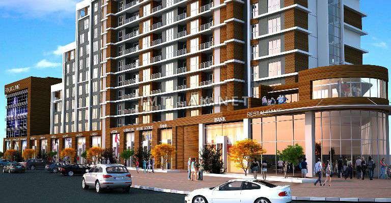 Houses & Flats For Sale In Istanbul Deluxe Project