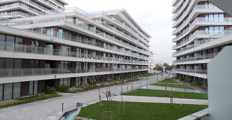 Cheap Apartments For Sale In Istanbul - Modern Bahcesehir IMT - 235