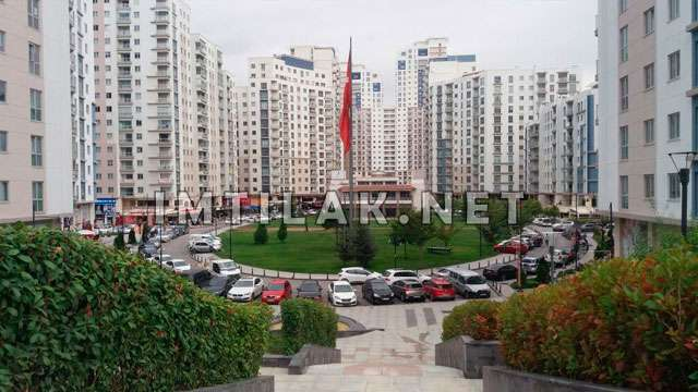 Istanbul Property For Sale - Koza Residence Project