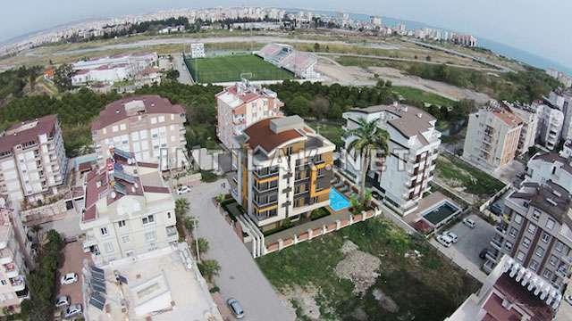 Marina Residence Project