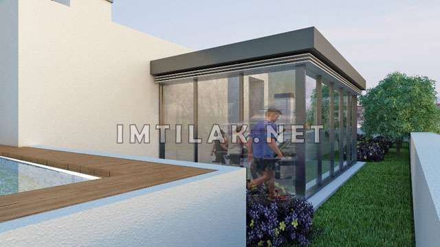 Sky Residence Project