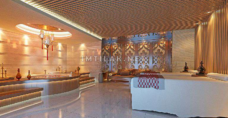 مجمع قصر اسطنبول IMT - 213 - شقق بيليك دوزو اسطنبول