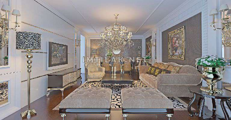 Flats For Sale In Istanbul Turkey - Istanbul Palace Project IMT - 213