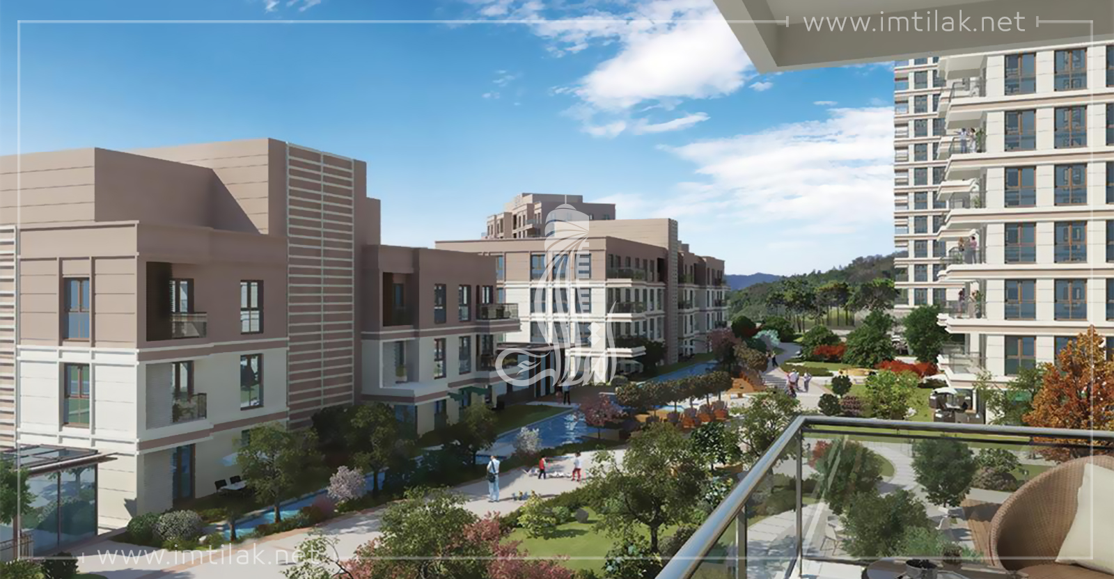 Homes In Turkey For Sale - Relax Residence IMT - 237