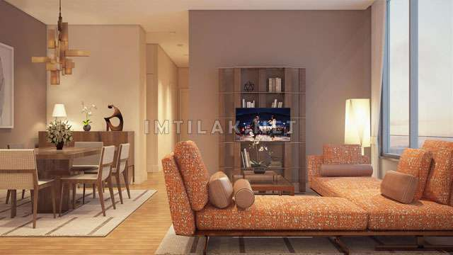 Real Estate For Sale In Turkey - Istanbul Yildiz Park IMT-74