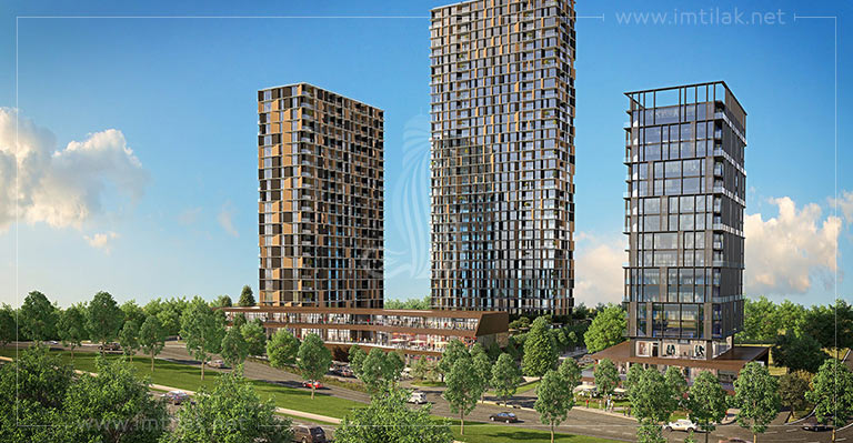 Istanbul Real Estate For Sale  - IMT-85 Toya Express Project