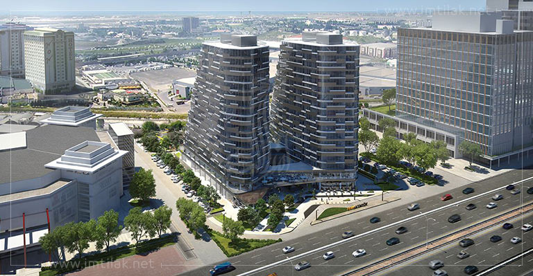 Istanbul Property Investment - IMT-88 Nivo Port Project