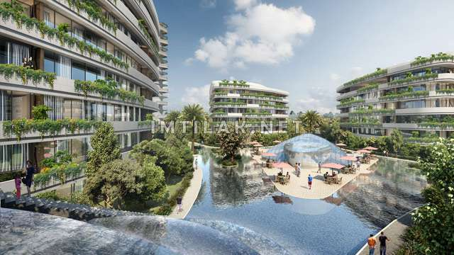 Apartments For Sale Inside Turkey - IMT-76 Merter Residence