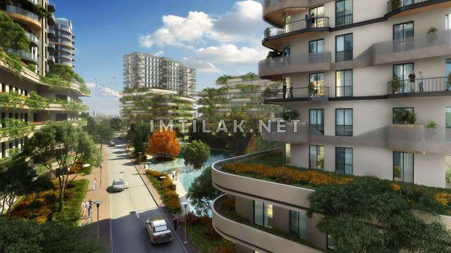 Apartments For Sale Inside Turkey - IMT-76 Merter Residence
