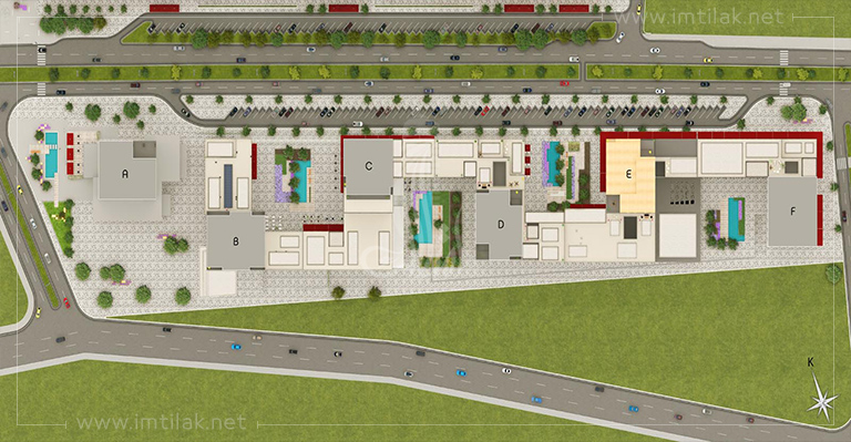 Invest In Istanbul Turkey -  IMT-97 Star Bahcesehir Project