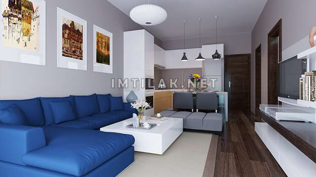 Homes For Sale In Istanbul - Bahçeşehir Vadi Project