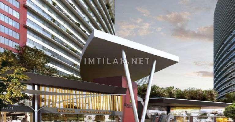 مجمع ايبك بارك IMT - 212 - شقق بهجة شهير اسطنبول