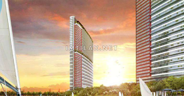Apartment For Sale In Istanbul Turkey - Ipek Park Project