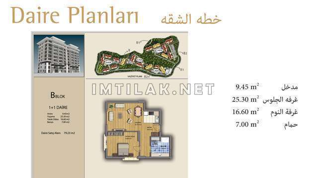 Trabzon Palaces Project