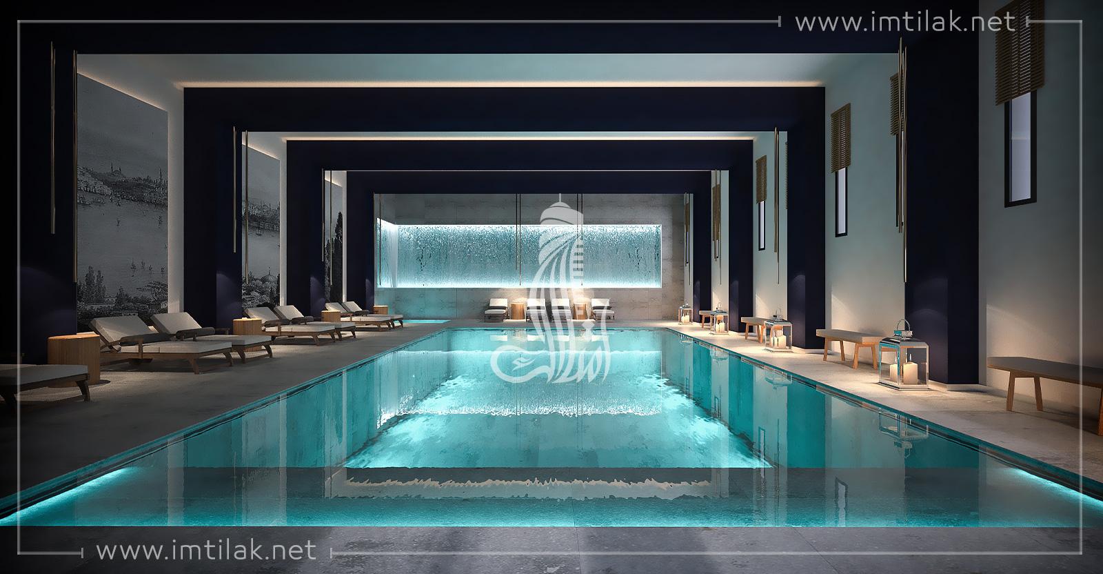 IMT-۹۵ پروژه مسکونی استانبول ۳