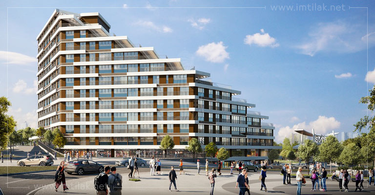 IMT-95 Istanbul Residence 3 Project