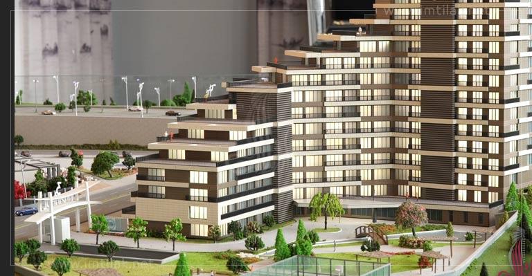 مشروع مساكن إسطنبول (3)  IMT-95
