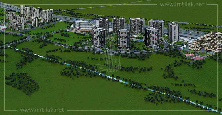 IMT-95 Les résidences d'Istanbul(3)