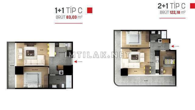 مجمع مرمرة تاور IMT-165