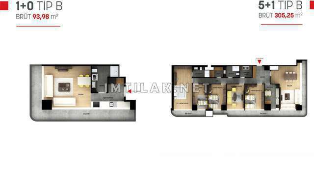IMT-165 Marmara Tower Project