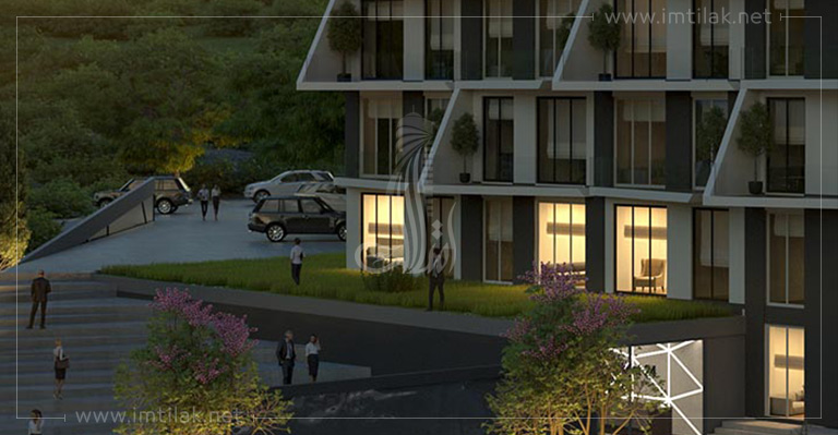 Cheap Property In Istanbul Turkey - IMT-89 Atakent Residence Project
