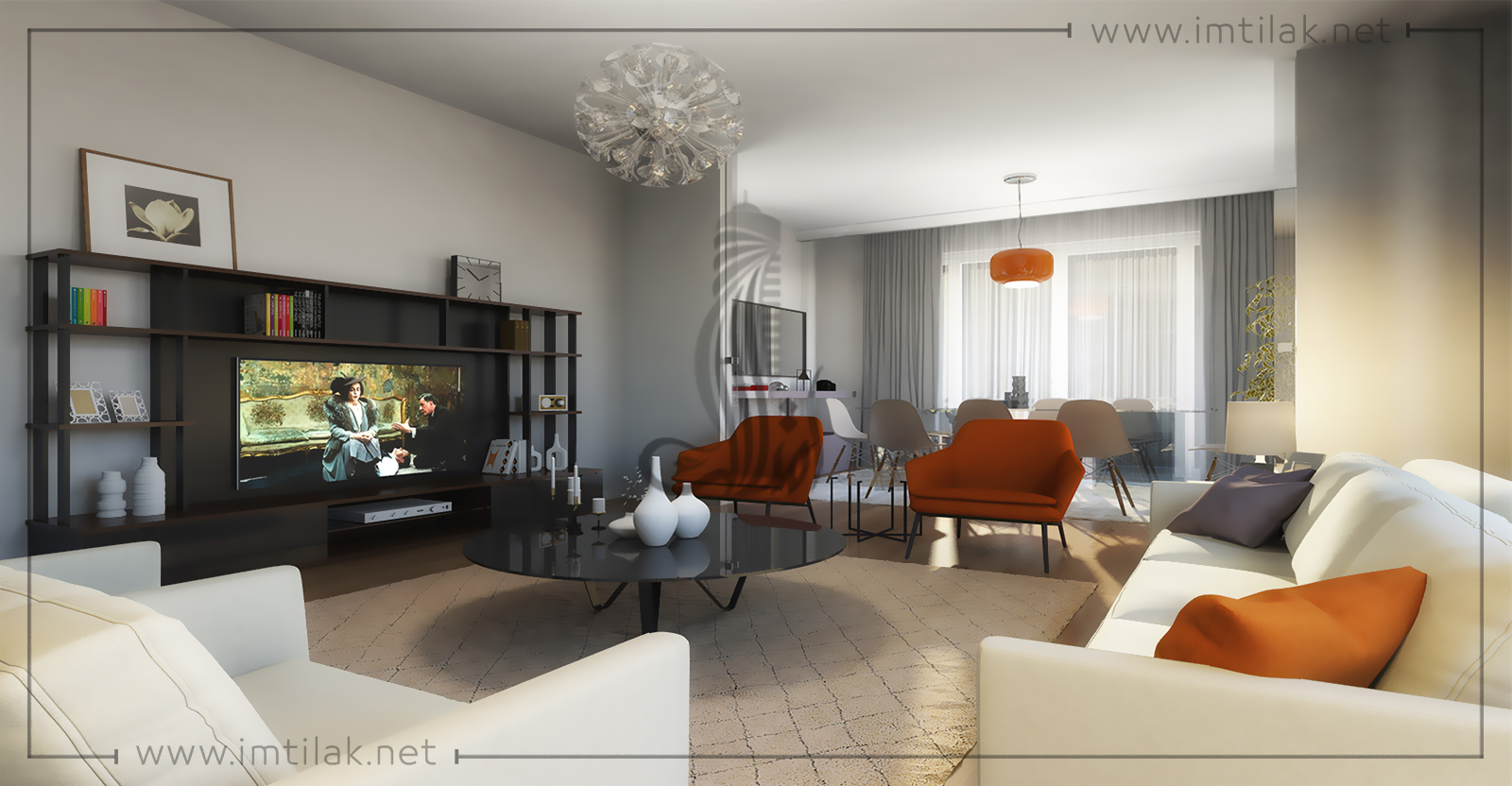 Istanbul Turkey Real Estate For Sale - IMT-72 Europe Residence Project