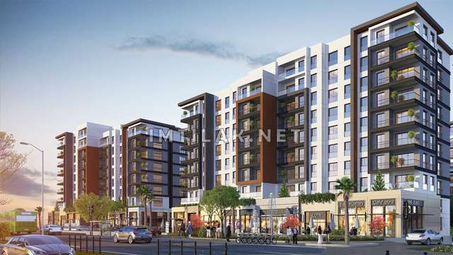 Property For Sale In Istanbul - Sefakoy Residence Project IMT-65