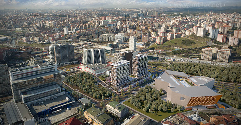 Property for sale in Istanbul Turkey - IMT-84 Tempo Project