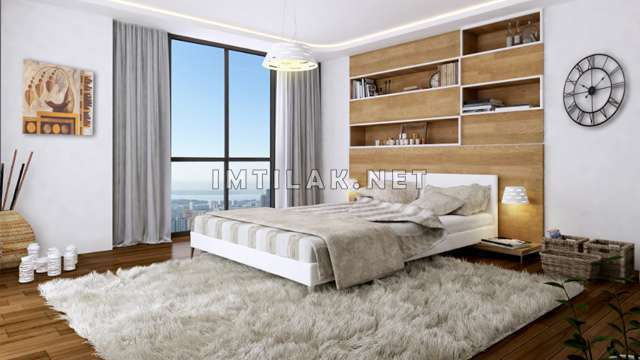 Apartment For Sale In Istanbul - Arena Park Project IMT-67