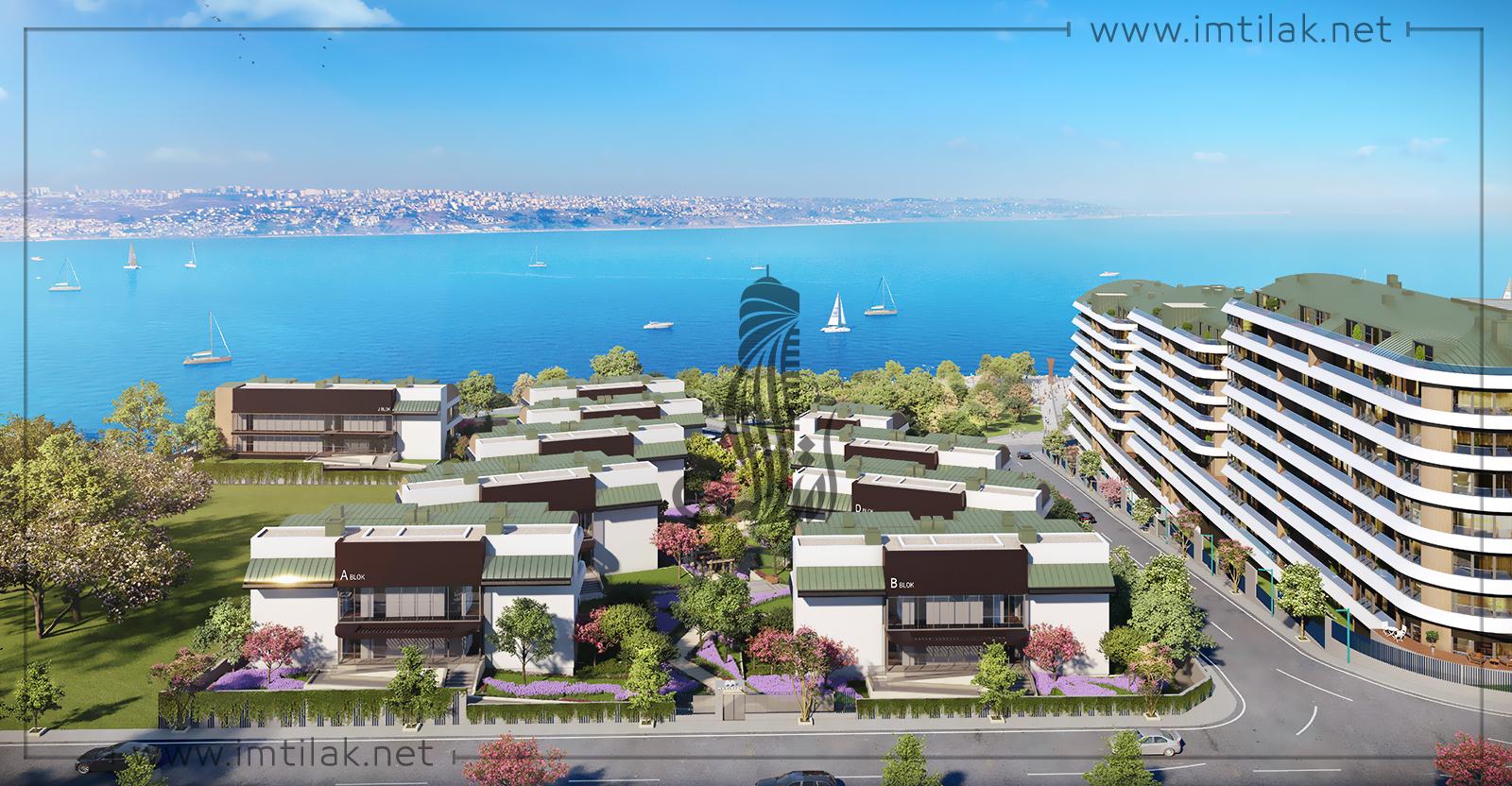 IMT-71 Marina Marmara Sea Project