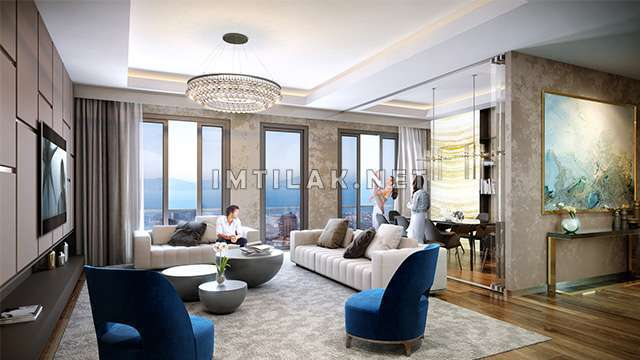 Homes For Sale In Istanbul Turkey - IMT-100 Project