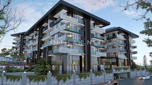 Istanbul luxury apartments for sale -IMT-103 Project