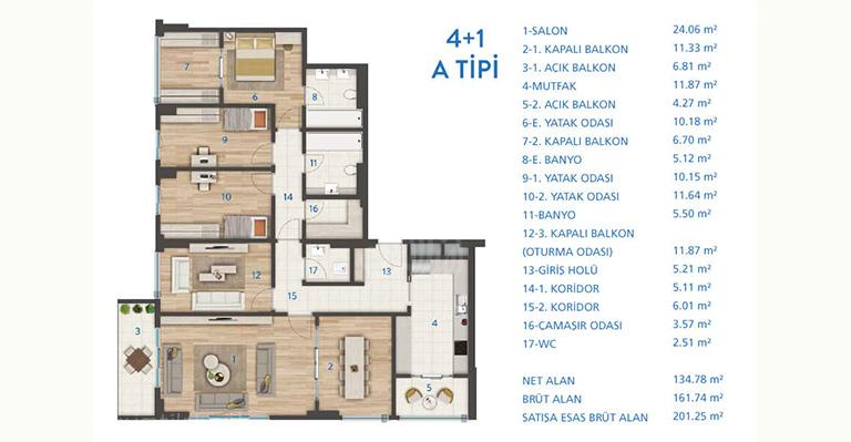 مساكن أوراسيا IMT-104