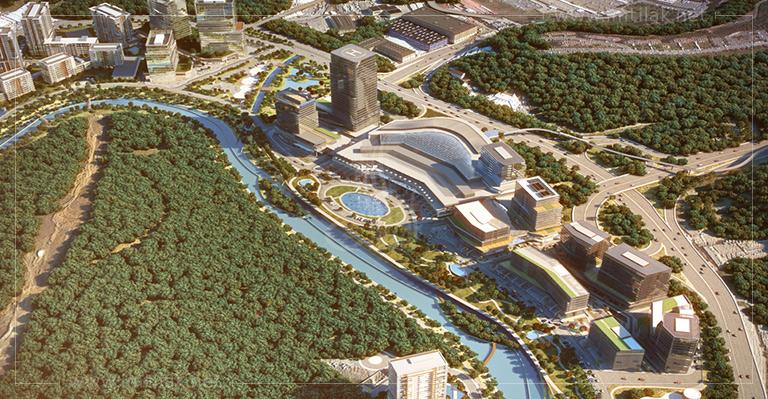 IMT-107 Le projet de Vallée Istanbul