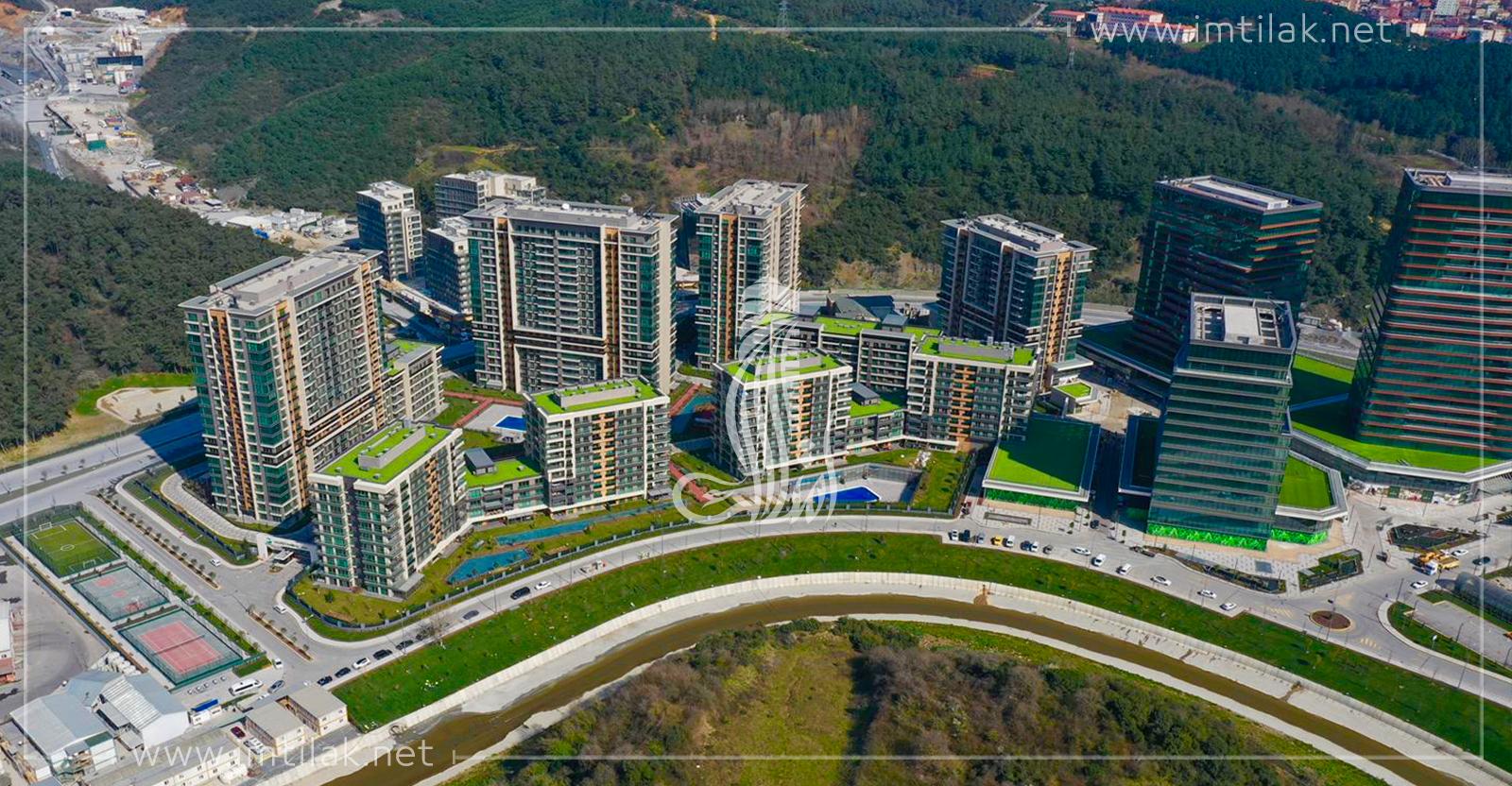 مشروع وادي إسطنبول IMT-107