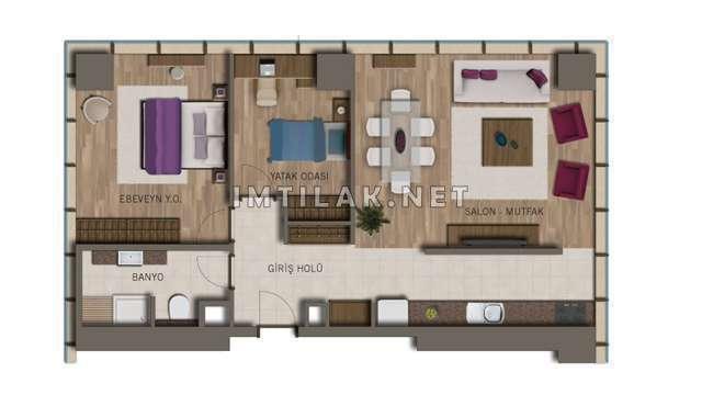 مشروع مساكن عمرانية IMT-108