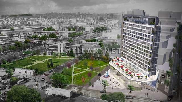 مشروع برستيج إسطنبول  IMT-109