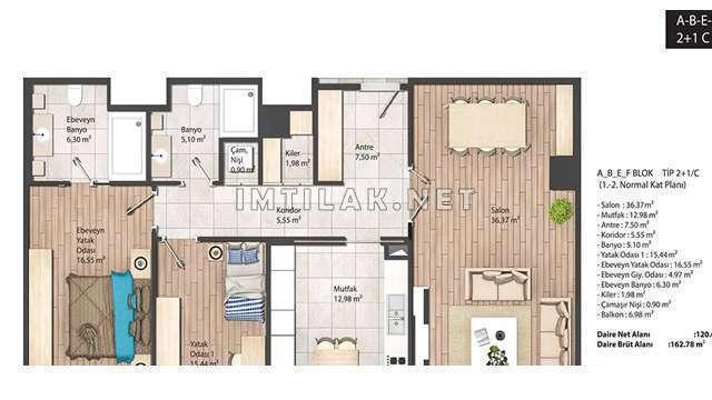 IMT-111 Beylikduzu Residence Project