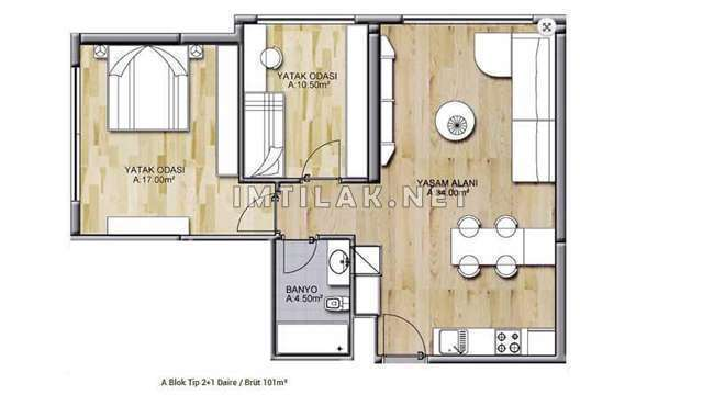 Buy an Apartment in Istanbul- IMT-112 Project