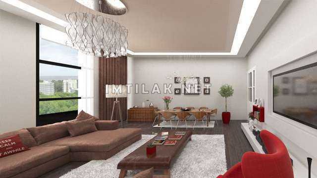 Real Estate For Sale in Istanbul Turkey - IMT-113 Honor Project