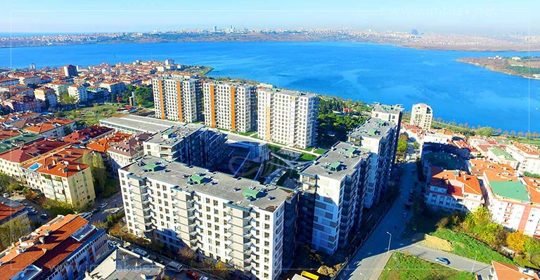 Apartment in Istanbul For Sale Turkey -IMT-114 Jinan Reserve Project