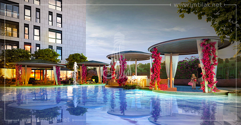 Istanbul Luxury Apartments For Sale IMT-119 Cordon Project