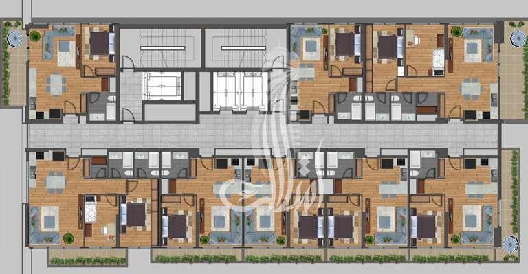 IMT-122 Gueshli Residence Project