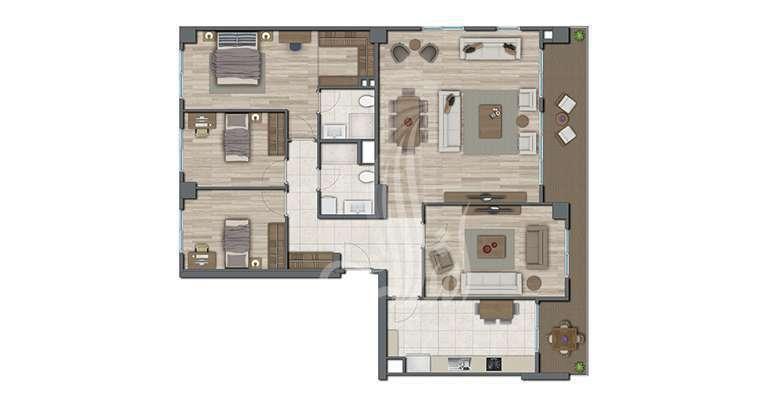 IMT-127 Topkapi Residence Project